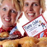 Therese Knoop en Els Kerkhoven - initiatiefnemens van De Keuken van Tante Cake
