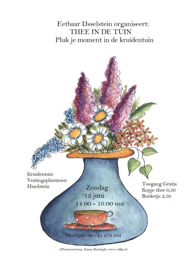 Bloemenpluk c bew (Medium)