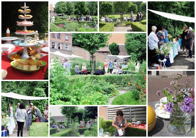 Thee in de Tuin - 10jul16