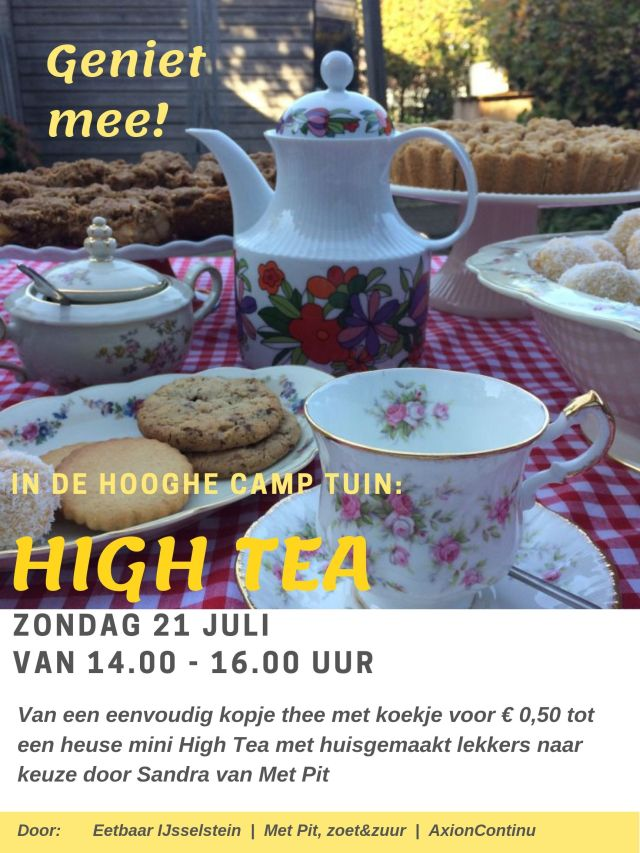 DHC High Tea - 21jul19