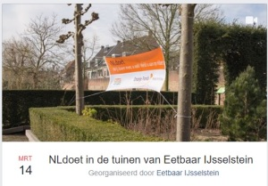 NLdoet banner kruidentuin
